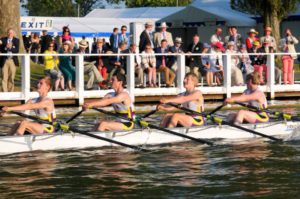 YCRC Juniors at Henley Royal Regatta