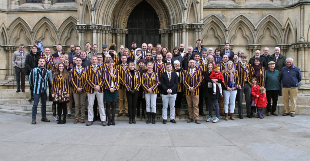 YCRC at the Minster.