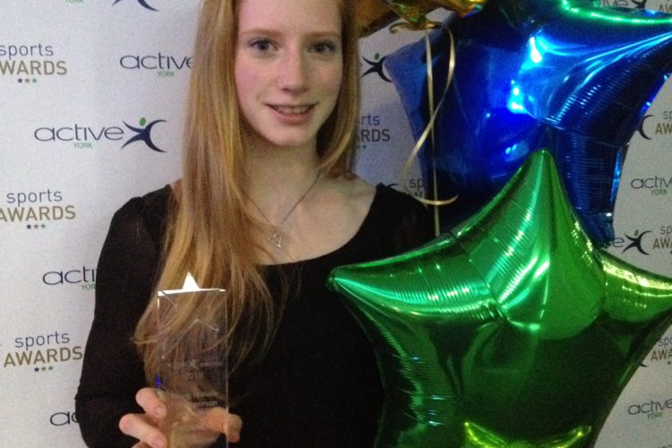 Lucy Edmonds, Young Sportswoman of the Year 2017